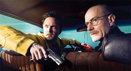 AMC renueva Breaking Bad por una quinta y última temporada