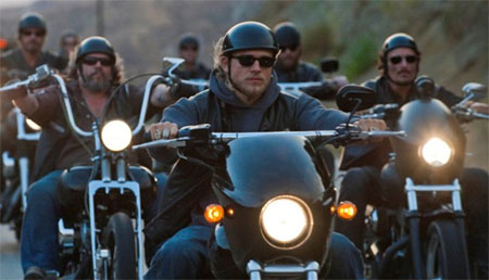 Tráiler de la cuarta temporada de Sons of Anarchy