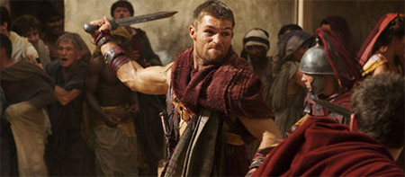 Primer triler completo de Spartacus: Vengeance