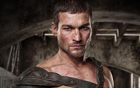 Muere Andy Whitfield, protagonista de Spartacus: Blood and Sand