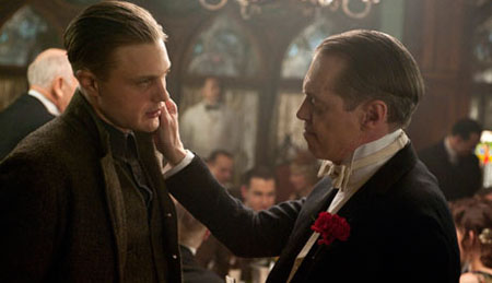 Boardwalk Empire, gran triunfadora en los Creative Arts Emmy Awards