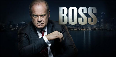 Starz renueva Boss antes de su estreno