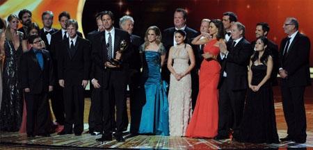 Modern Family fue la gran triunfadora en la 63ª edición de los Premios Emmy