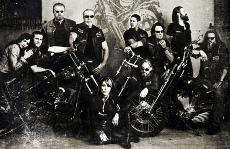 La premiere de la cuarta temporada de Sons of Anarchy marca su récord de audiencia