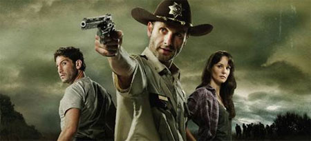 AMC dividirá la segunda temporada de The Walking Dead en dos partes