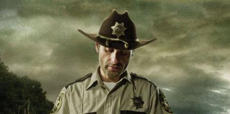 Póster de la segunda temporada de The Walking Dead