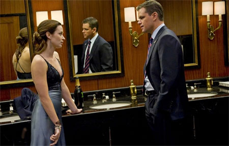 The adjustment bureau series tv hablando en serie for Bureau tv show