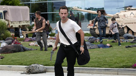 AMC renueva The Walking Dead por una tercera temporada