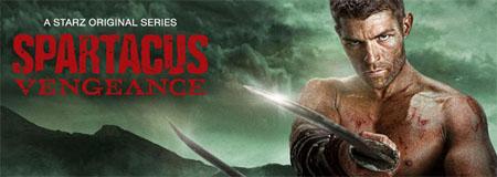 Fecha de estreno y póster de Spartacus: Vengeance