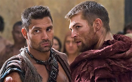 Starz renueva Spartacus por una tercera temporada