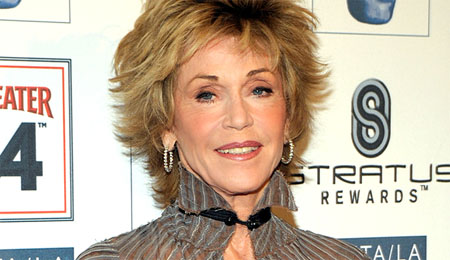 Jane Fonda se une al reparto de Newsroom