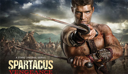 Triler de Spartacus: Vengeance