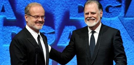Ganadores de la 64ª edición de los DGA Awards