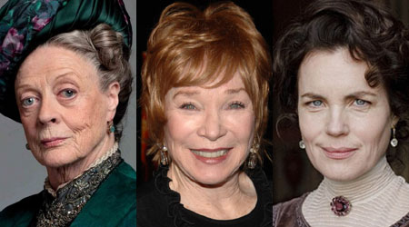 Shirley MacLaine se une al reparto de Downton Abbey