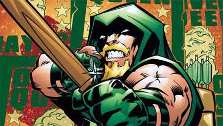 Flecha Verde, otra adaptación del comic a la televisión