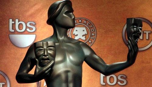 Ganadores de los SAG Awards 2012