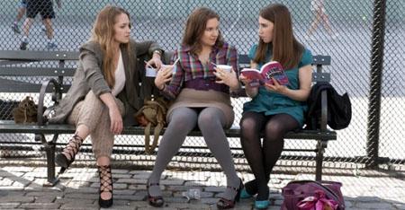 Tráiler de Girls, la nueva serie de Judd Apatow