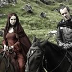 hablandoenserie - Melisandre y Stannis Baratheon
