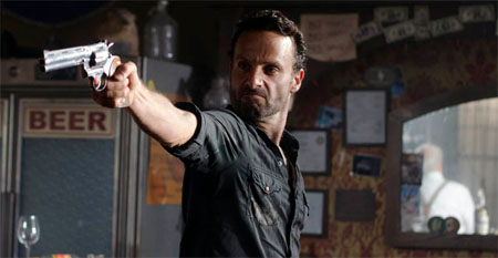 El regreso de The Walking Dead marca un nuevo récord de audiencia