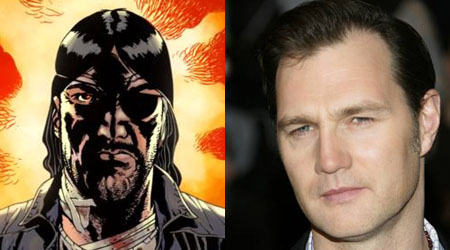 David Morrissey será el Gobernador en la tercera temporada de The Walking Dead