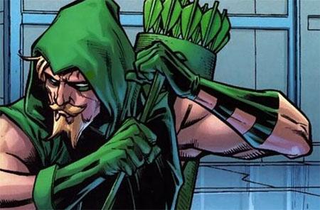 Primera imagen oficial de Arrow