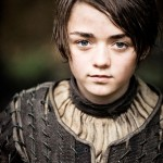 hablandoenserie - Arya Stark