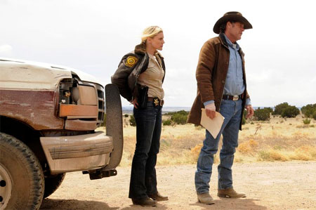 Primer teaser triler de Longmire