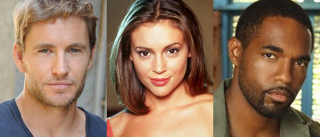 Alyssa Milano se une al reparto de Mistresses