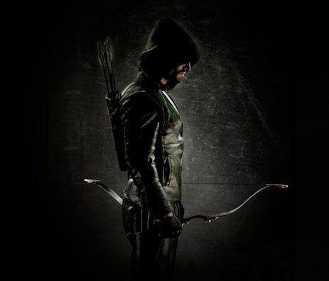 hablandoenserie - Primera imagen oficial de Arrow