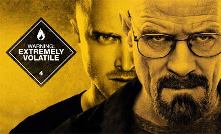 AMC dividirá la última temporada de Breaking Bad en dos partes