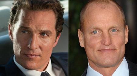 Matthew McConaughey y Woody Harrelson protagonizarán True Detective