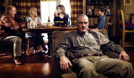 Fecha de estreno de la última temporada de Breaking Bad