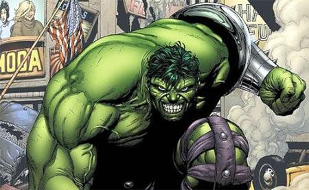 La ABC sigue trabajando en la adaptación de Hulk