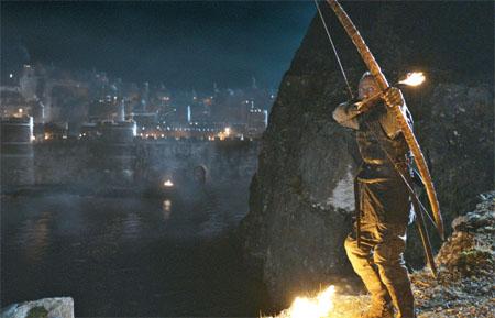 Promos y póster de Blackwater, el episodio más esperado de la segunda temporada de Juego de Tronos