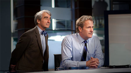 Tercer tráiler de The Newsroom