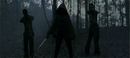 The Walking Dead: detrás de las cámaras de la tercera temporada