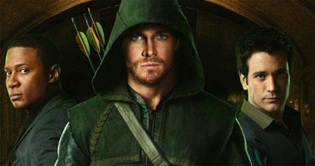 Nuevo adelanto de Arrow