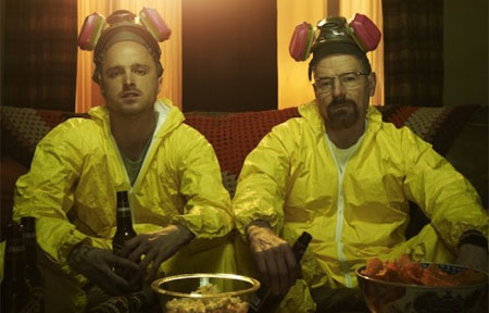 Adelanto del primer episodio de la quinta temporada de Breaking Bad