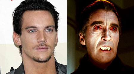 Jonathan Rhys Meyers ser Drcula en una nueva serie de la NBC