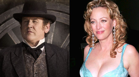 Virginia Madsen se une al reparto de Hell on Wheels