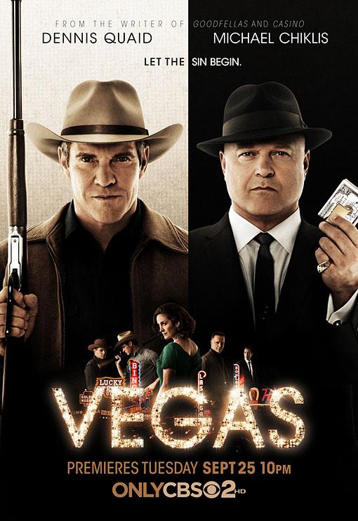 hablandoenserie - Poster Vegas