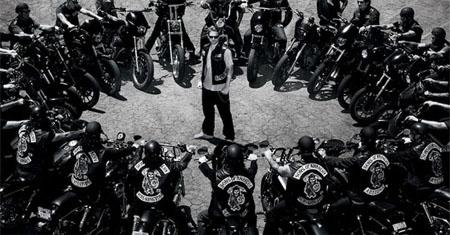 Sneak peek y fecha de estreno de la quinta temporada de Sons of Anarchy