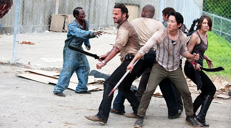 Tráiler de la tercera temporada de The Walking Dead