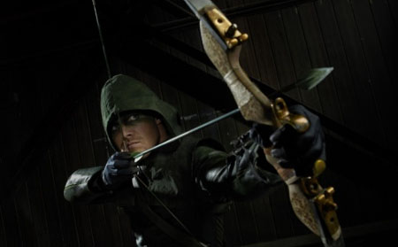 Pster oficial de Arrow