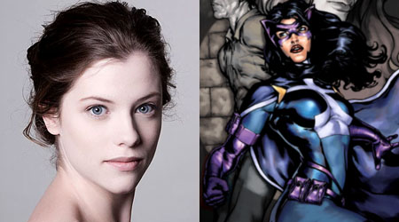 Jessica De Gouw ser The Huntress en Arrow
