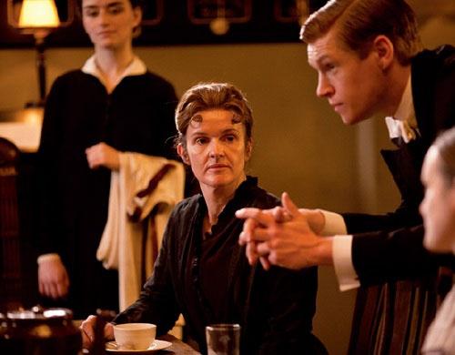 hablandoenserie - Downton Abbey