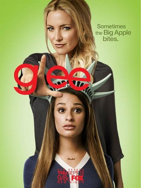 hablandoenserie - Glee
