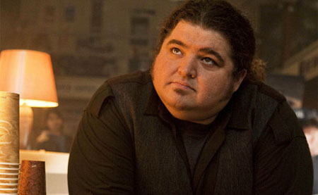 Garcia interpretará a un gigante en Once Upon a Time - Series TV