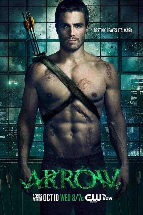 hablandoenserie - Poster Arrow