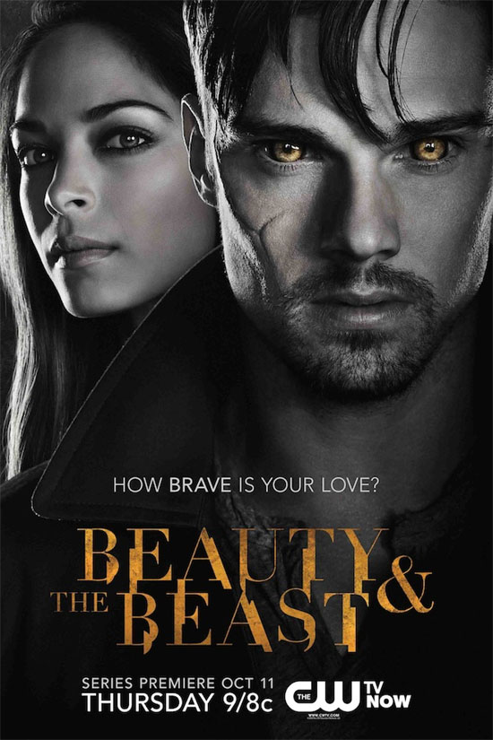 hablandoenserie - Poster Beauty and the Beast